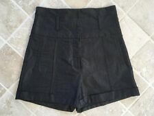 Cue High Rise Shorts for Women  01616fbcf5