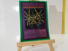 YuGiOh Orica Stardust Divine Dragon Holo Götter Costum Yu-Gi-Oh!