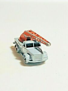 Vintage Matchbox Magirus Deutz Crane Truck number 30 Moko Lesney