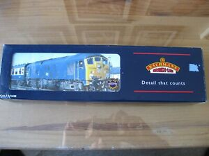 BACHMANN 32-427 TWO TONE GREEN CLASS 24 EMPTY BOX, INSERT & INSTRUCTS SEE PHOTOS