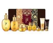 The History of Whoo Gongjinhyang 8pcs Limited Cream Set Newest Edition