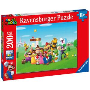 Ravensburger Super Mario 12993 XXL Character Jigsaw Puzzle 200 Piece 49x36cm