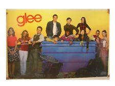 Glee Poster Cast Shot Commercial