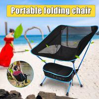Mini Portable Folding Chair Outdoor Camping Fishing Picnic Beach BBQ Picnic