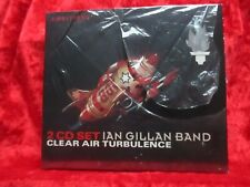 Ian Gillan Band - Clear Air Turbulence  (2005) GERMANY 2CD OVP