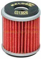 Yamaha YZF-R125 YZF 125R Malossi Oil Filter RED Chilli