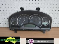 GENUINE HOLDEN COMMODORE VZ LVL 2 STANDARD CLUSTERS (ACD)