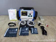 ZOLL M Series 3 Lead ECG SpO2 NIBP Analyze AED Pace ALS Case