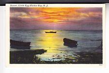 Sunset at Little Egg Harbor Bay  NJ