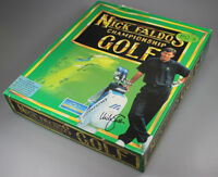 "Nick Faldos Championship Golf  PC 3,5"" Disketten Version"