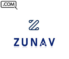 zunav.com Premium Domain Name For Sale BRAND STARTUP DOMAIN NAME