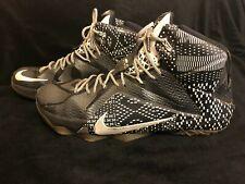 Nike LeBron Sz 14 Black History Month Men Shoe XII BLM elite 12