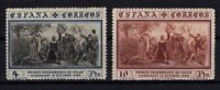 AE141206/ SPAIN / Y&T # 455 / 456 MINT MNH CV 143 $