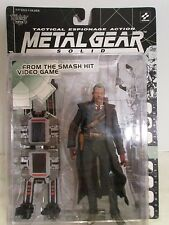 Metal Gear Solid ~ Revolver Ocelot ~ McFarlane Toys ~ MOC