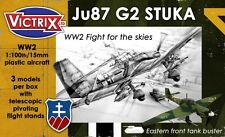 JU87 G2 STUKA-victrix AVIONS 1 / 100th 15mm-warplanes allemand seconde guerre mondiale FLAMMES DE GUERRE