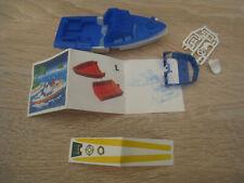 Maxi Boot ungebaut , Aufkleber auf Folie + BPZ !!!