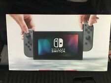 Nintendo Switch - 32GB Gray Console (with Gray Joy-Con) IN HAND READY TO SHIP