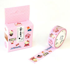 Cartoon 15mmX7M hello kitty Scrapbooking Adhesives sticker Masking Washi Tape