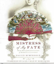 Audio book - Mistress of my Fate  by Hallie Rubenhold   -  CD