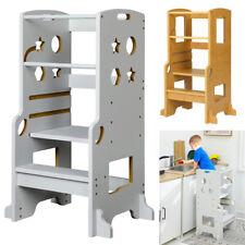 Lernturm Kuchenhelfer fur Kinder Hochstuhl Tritthocke Kitchen Helper Lernstuhl