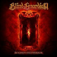 BLIND GUARDIAN - BEYOND THE RED MIRROR(LTD.EARBOOK  CD + BUCH NEW