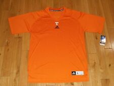 NEW adidas Orange TENNESSEE VOLUNTEERS Mens NCAA Football Team Replica JERSEY Lg