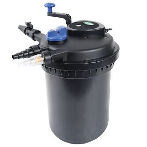 PondXpert SpinClean Pressure Pond Filter - @ BARGAIN PRICE!!!