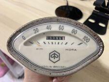 Vespa speedometer original