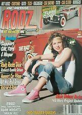 Ol Skool Rodz #33 May 2009 - NEW - Kustom Hot Rod Pin Up Custom Rockabilly