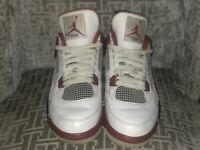 """Air Jordan 4 """"Fire Red"""" Size 12 Preowned W/Box"""