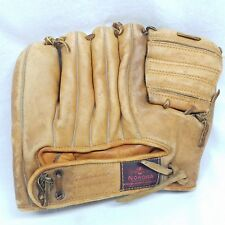 Antique Nokona G59 Chico Carrasquel Genuine Cowhide Registered Ball Glove