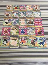 Ty Beanie Babies - Complete Set (25) Of Glow In The Dark Stickers! - MINT