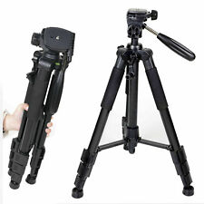 Zomei Q111 55-Inch Professional Camera Tripod Stand Pan Head Plate for DSLR Canon Nikon Sony
