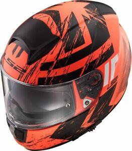 LS2 Vector FF397 Helmet SIZE LARGE LS2FF397HUNMOBL