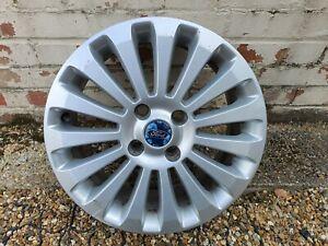 "Ford Fiesta Mk7 Titanium Alloy Single Wheel 16"" Inch - Alloy Only"