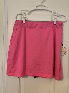 NWT Tail Golf Tennis Skort SkiRT hot Pink - Size - Medium. CUTE!