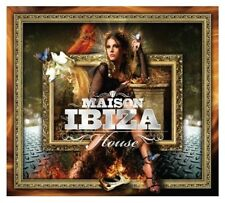 MAISON IBIZA-HOUSE (MORECUTS, DJ MORGAN'S HOUSE SQUAD, B-SIDER,...) 2 CD NEW+