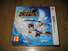 3DS -- Kid Icarus Uprising -- Pal España -- Nuevo y Precintado