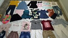 Girls Huge lot/34pc Size 10-12 Spring/ Summer Clothing Outfits, POLO, Mudd, WN++