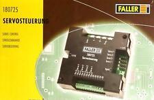 Faller 180725 Servosteuerung NEU & OvP