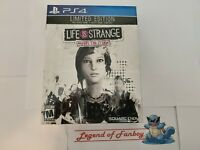 Life is Strange: Before the Storm Limited Edition - ps4 * New * PlayStation 4