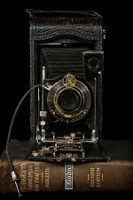 Kodak Bellows Camera antique artwork 20x30 canvas fine art photograph
