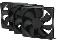 Rosewill 120mm Case Fan 4-Pack, Long Life Sleeve Bearing Computer Case Fan ROCF-