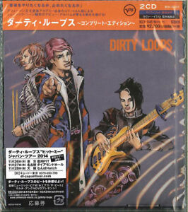 DIRTY LOOPS-LOOPIFIED DELUXE EDITION-JAPAN 2 CD F04