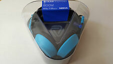 Nokia Coloud Boom WH-530 Over-Ear Headphones With Mic & Tangle-Free Cable Cyan