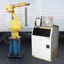FANUC Weld Welding Robot System R-J2 ARC MATE 120 A05B-2301-C305 A05B-1208-B201