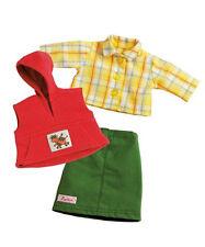 Sigikid Bambola Outfit Abbigliamento MINI FREDDY bambola NUOVO 26496