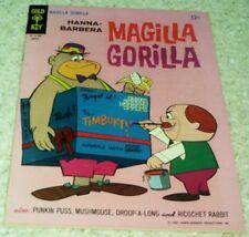 HannaBarbera Magilla Gorilla 6, VF 8.0 High Grade GoldKey FileCopy 30% off Guide