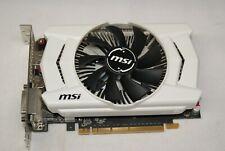 MSI GTX 950 2GD5 OC - Graphics Card - NVIDIA GeForce - GPU