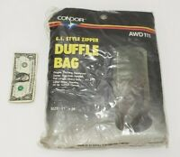 Condor - G.I. GI Style Green Canvas Duffle Bag - 21X36 Inch Tough Double Stitch